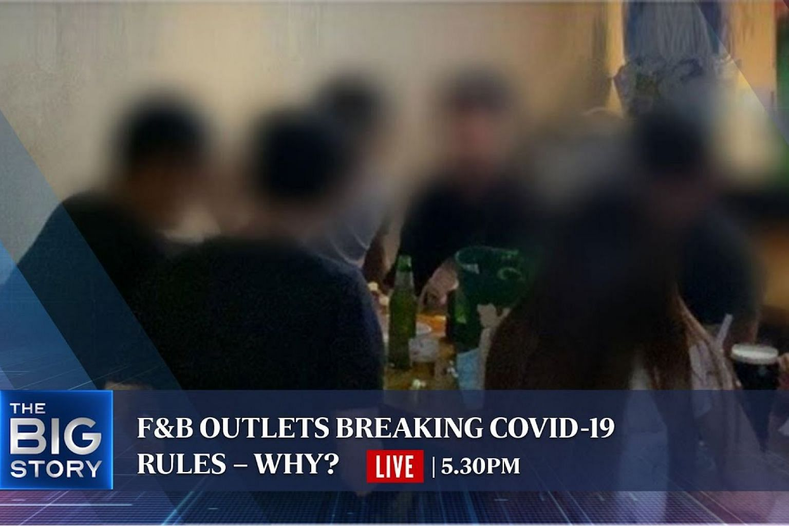 0 community cases for 2nd straight day   23 eateries caught breaking Covid-19 rules   THE BIG STORY