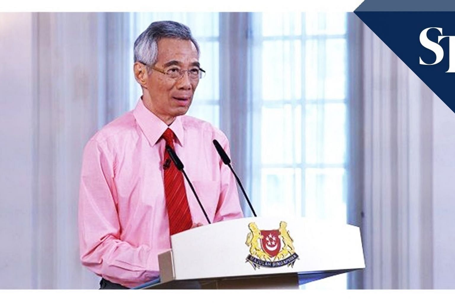 Breaking news: Prime Minister Lee to address Singapore on Covid-19 situation | The Big Story
