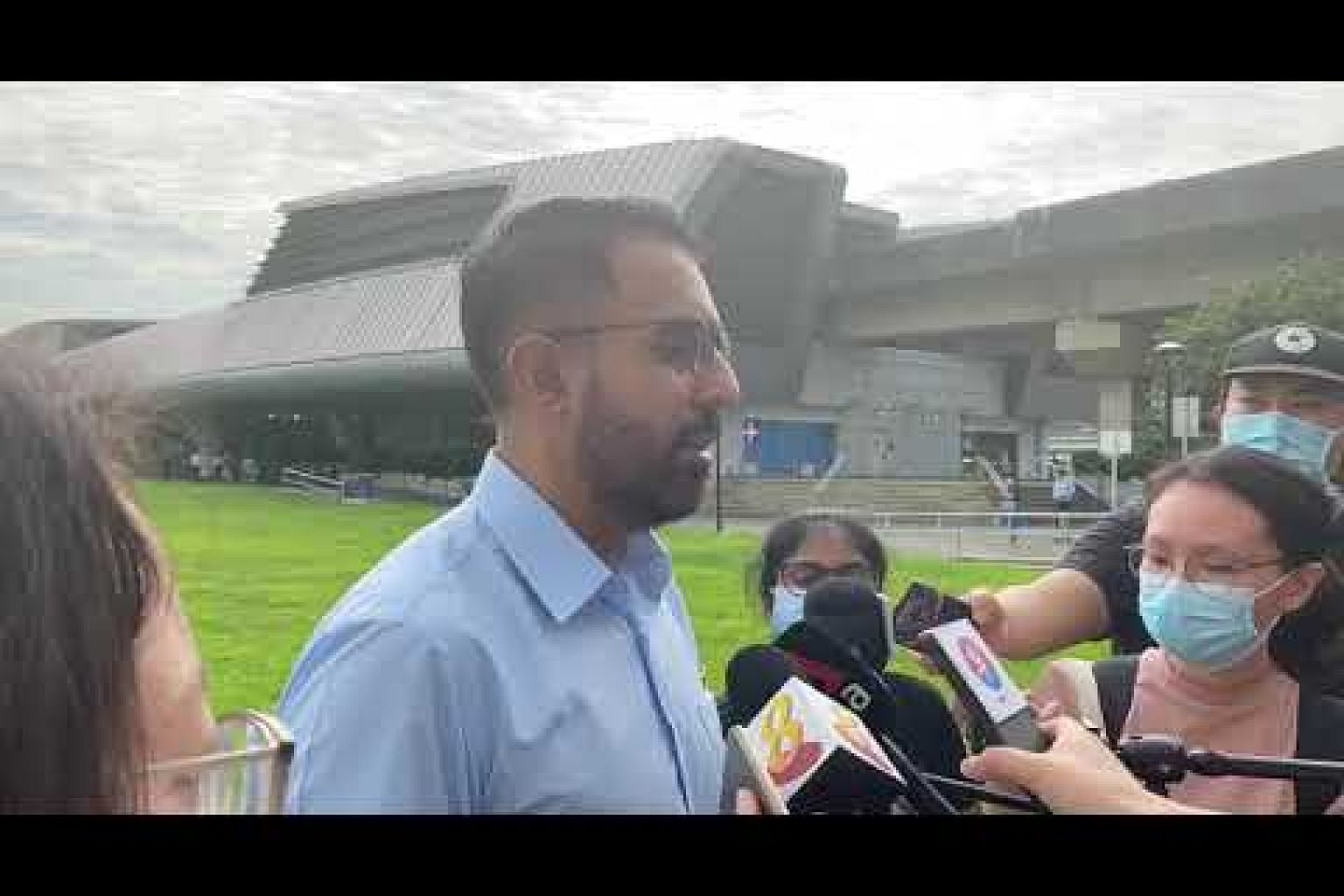 WP chief Pritam Singh on 10 million population issue