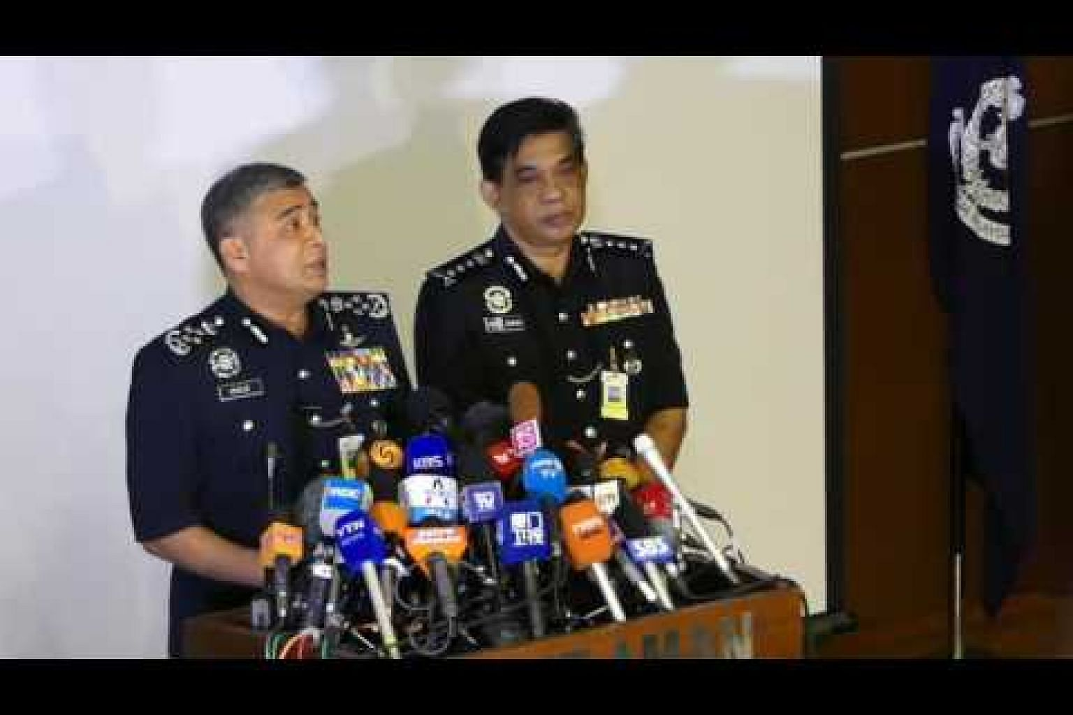 Malaysian police identify two North Koreans sought in connection with Kim Jong Nam's murder
