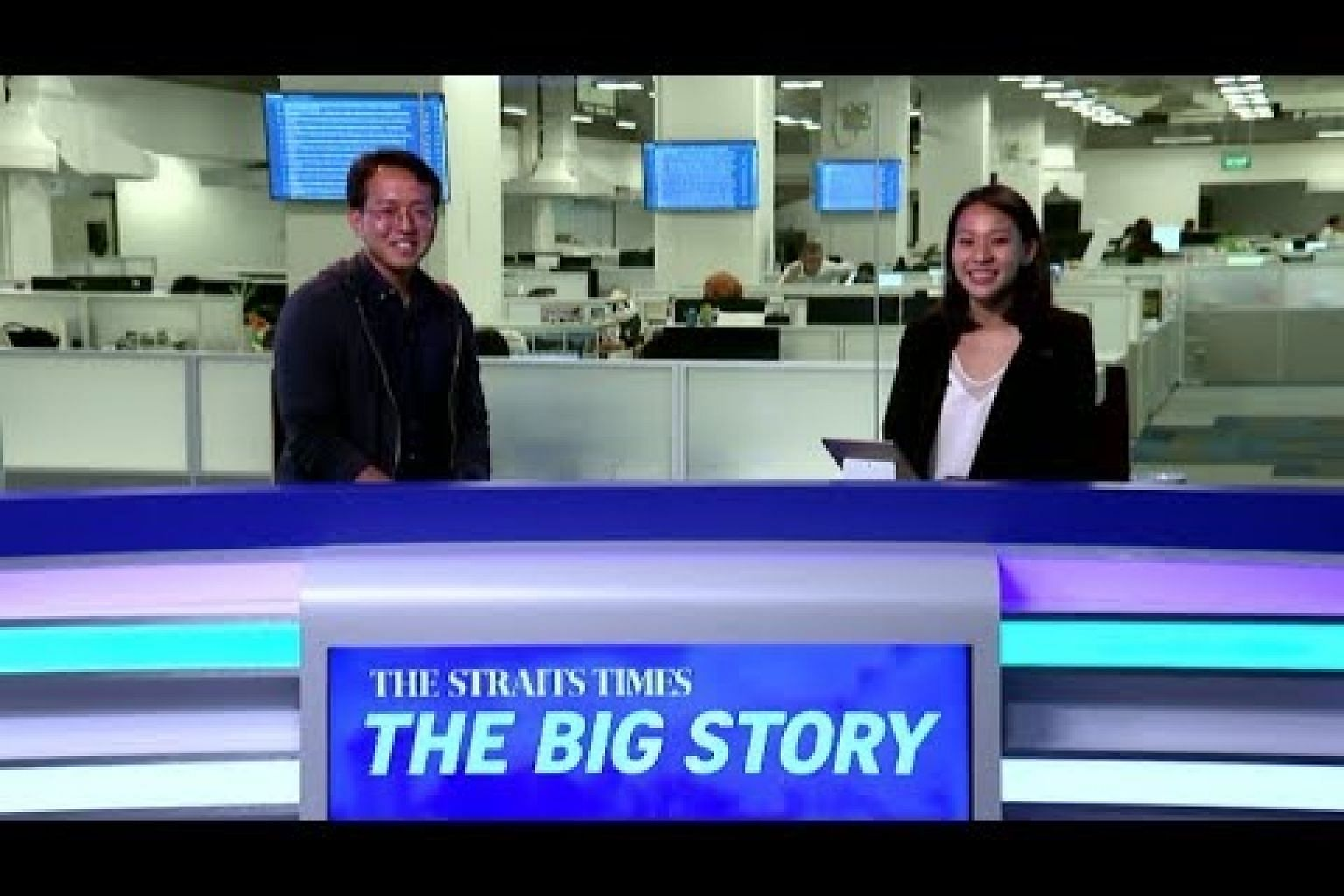 The Big Story: Things to know about Singapore's slow economic growth (22/05/19)