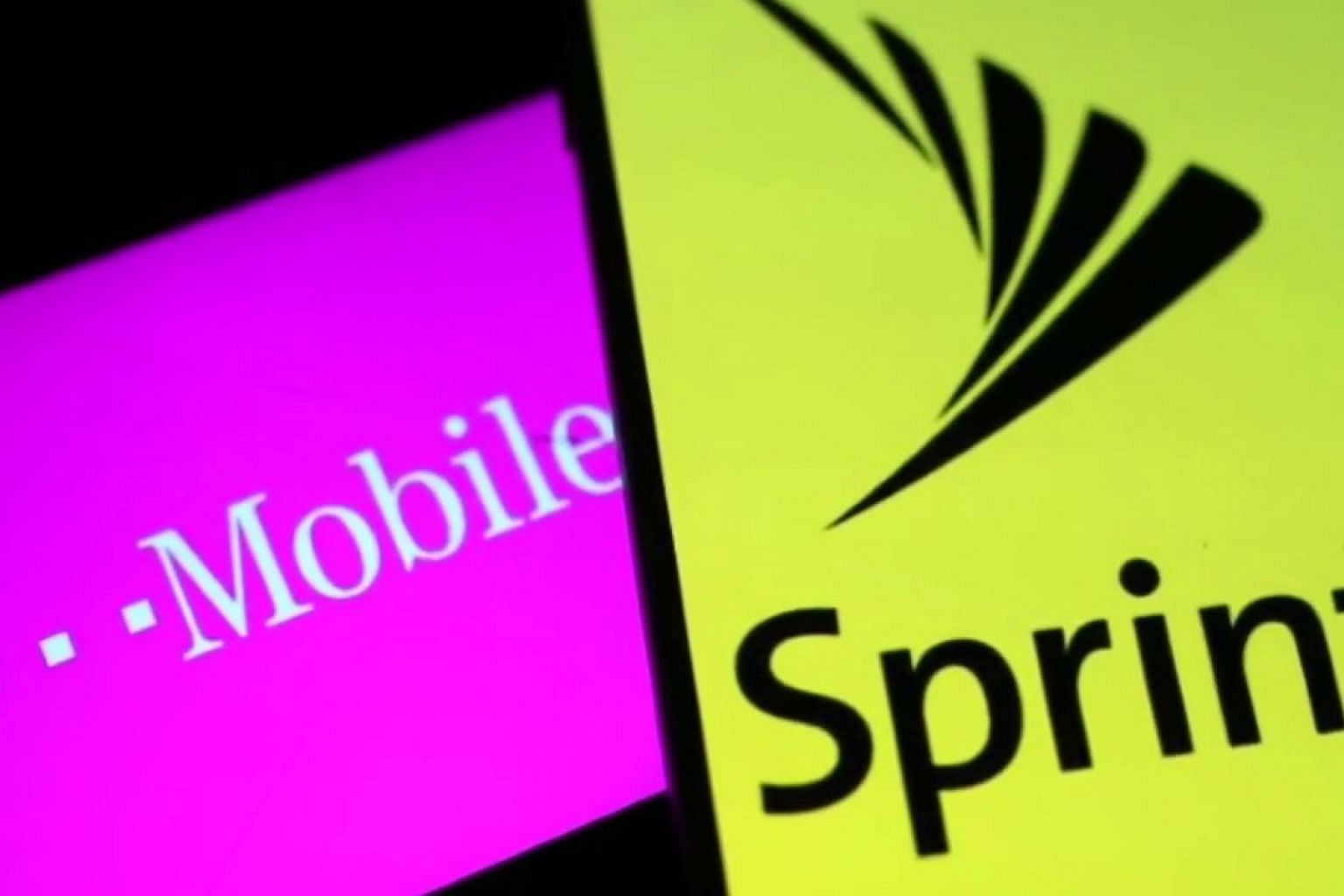 Sprint, T-Mobile agree to US$26 billion merger