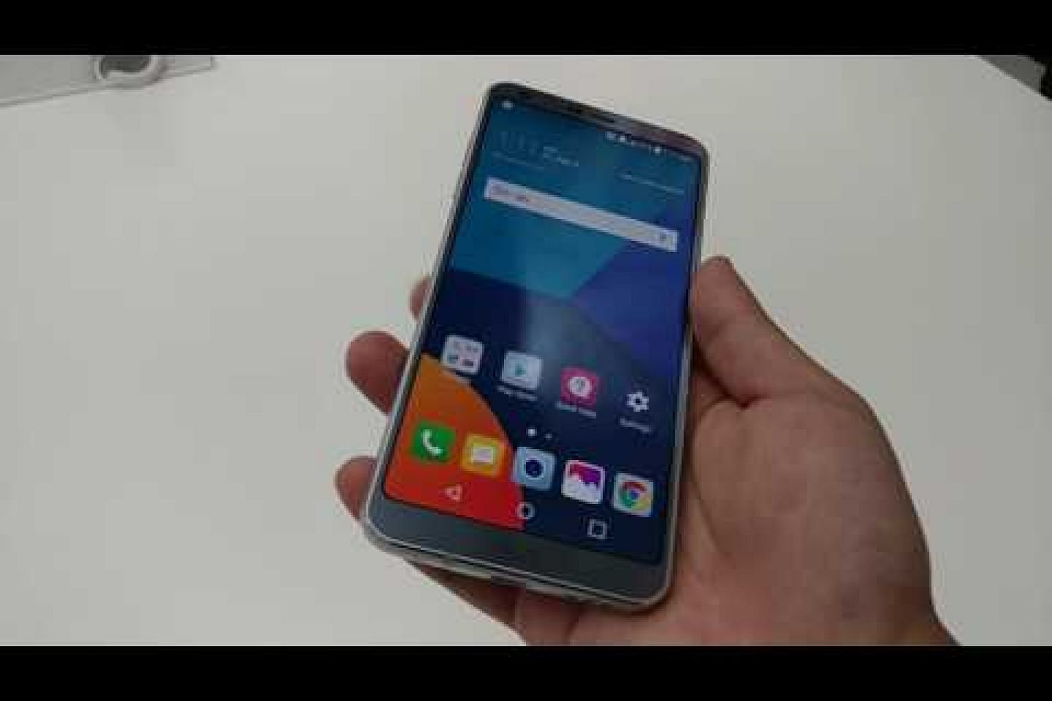 Hands-on with the LG G6