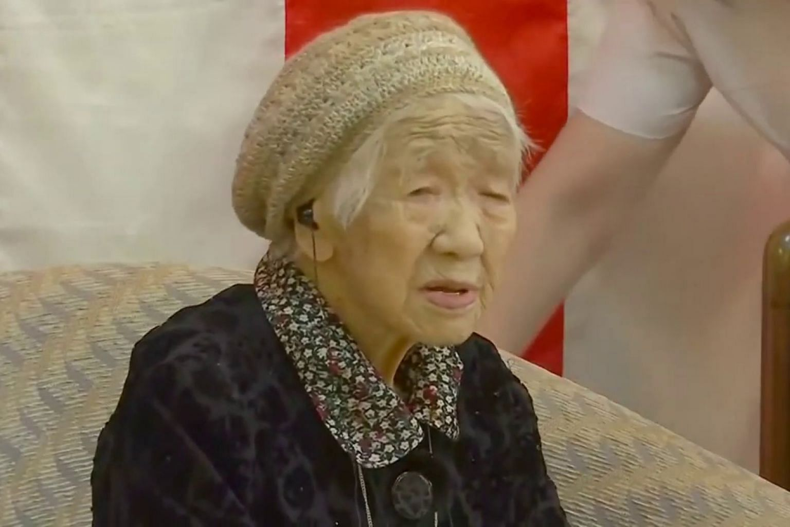 116-year-old Japanese woman named world's oldest person