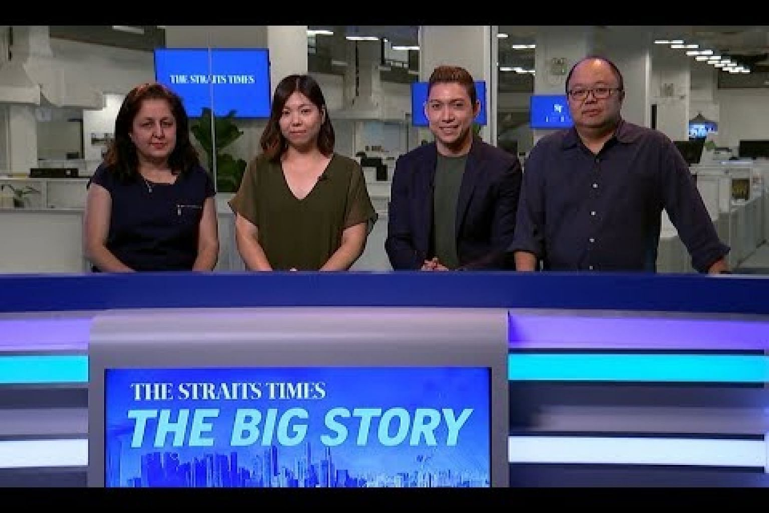 THE BIG STORY: Hong Kong's future after extradition bill withdrawn | GE 2019? Electoral boundaries c