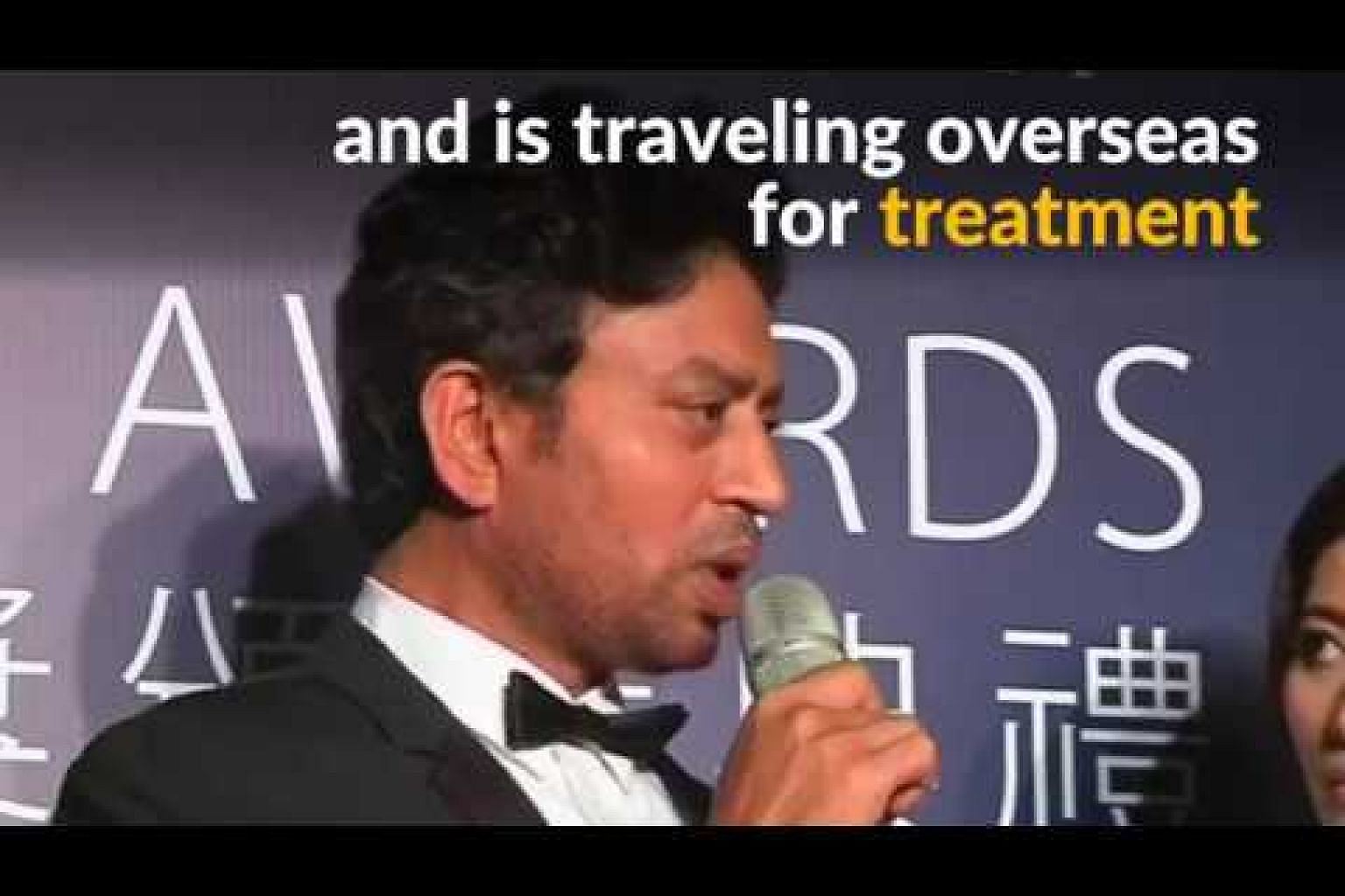 Life Of Pi actor Irrfan Khan diagnosed with tumour