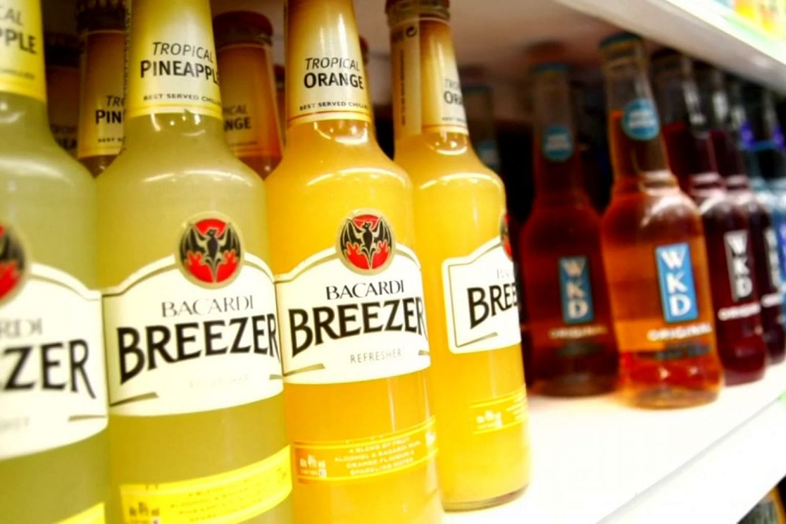 Scotland calls time on cheap, strong alcohol
