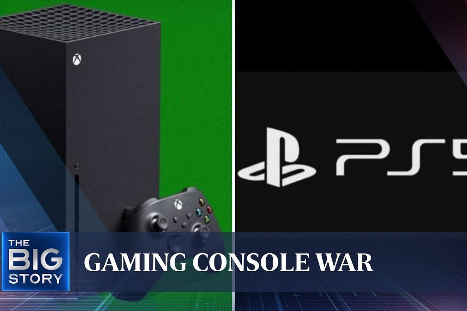 War of the gaming consoles | THE BIG STORY | The Straits Times