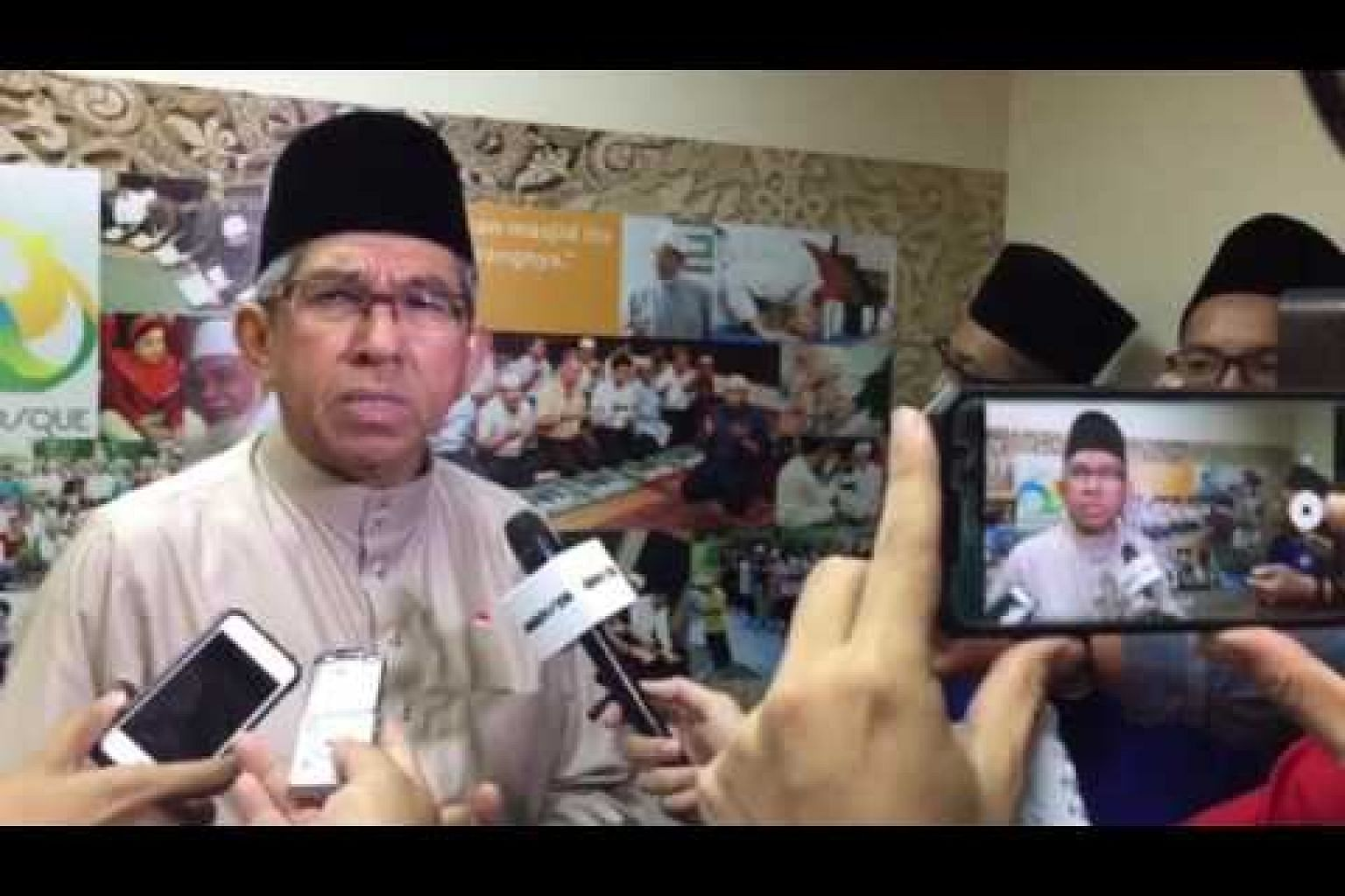 Minister-in-charge of Muslim Affairs Dr Yaacob Ibrahim talks about Islamophobia