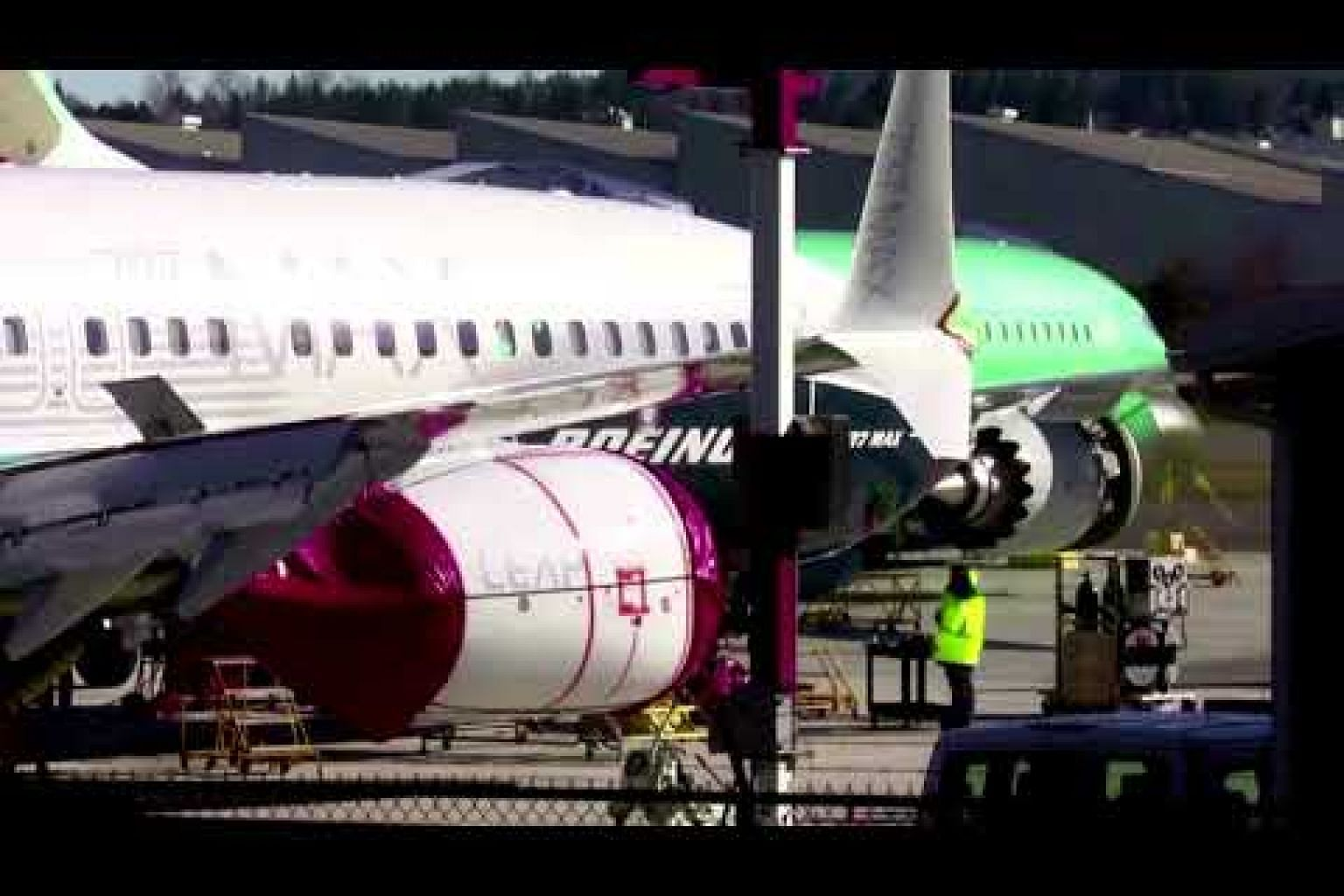 Lawmakers blame Boeing, FAA for 737 Max failures
