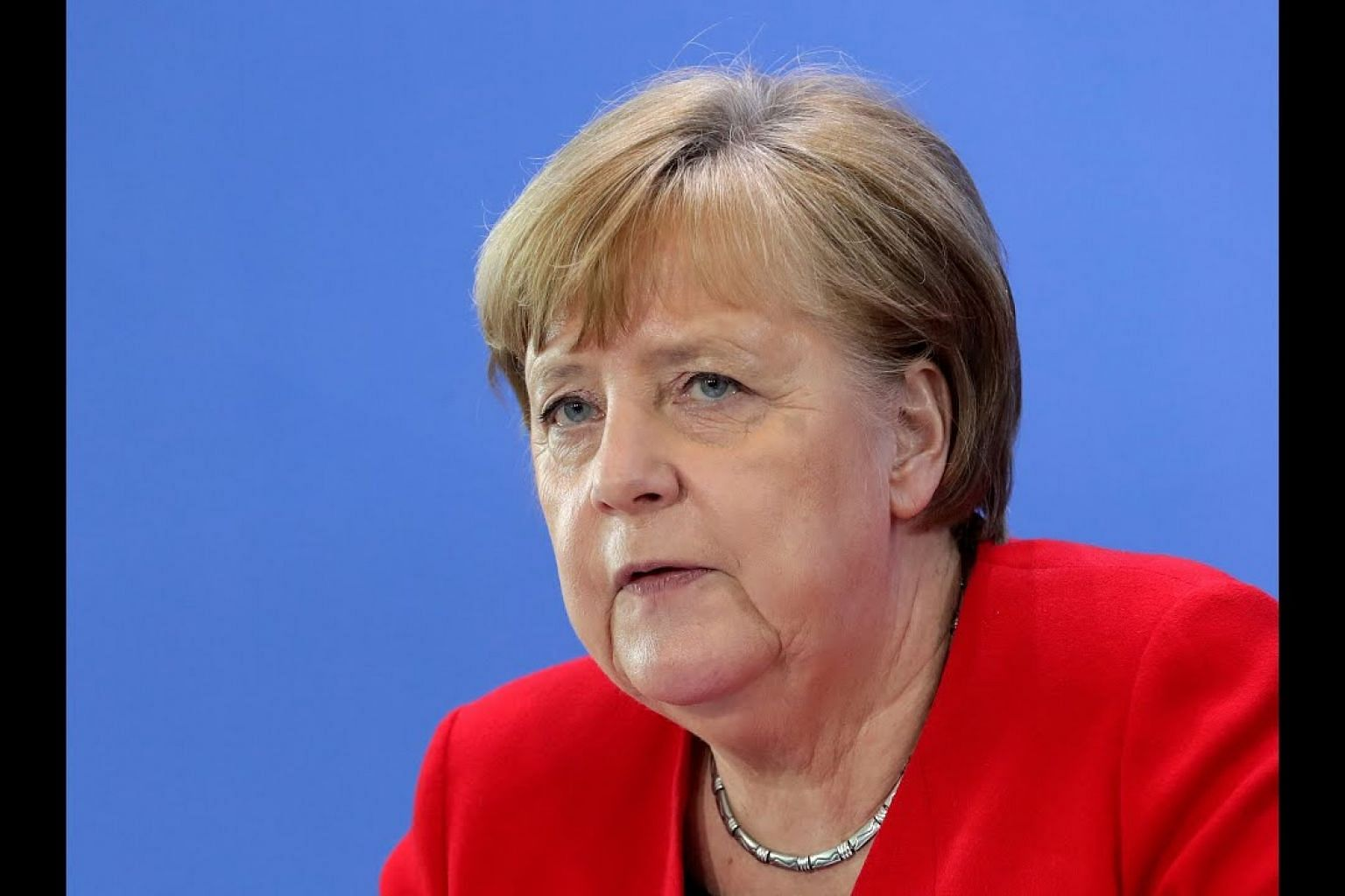 Merkel: We can be a bit bold but must be careful on easing lockdown