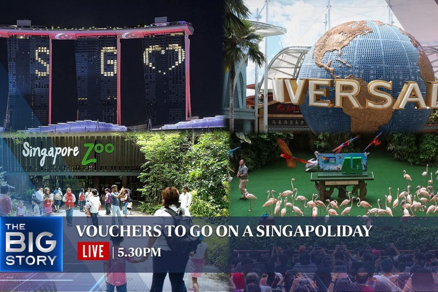 Vouchers for a Singapoliday | SIA lets go of half of trainee pilots and cabin crew | THE BIG STORY