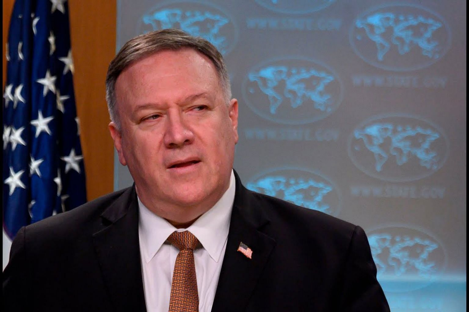 Mike Pompeo blasts China over 'disinformation' after G-7