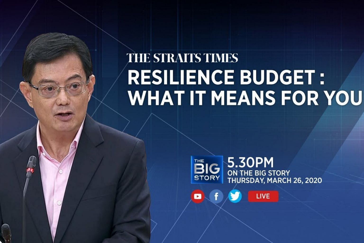 Singapore pledges $48 billion Resilience Budget to combat impact of Covid-19 | THE BIG STORY