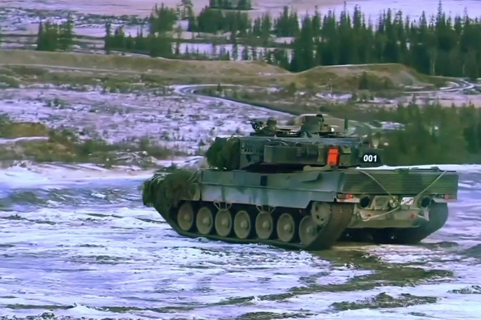 Nato kicks off largest manoeuvres since Cold War in Norway