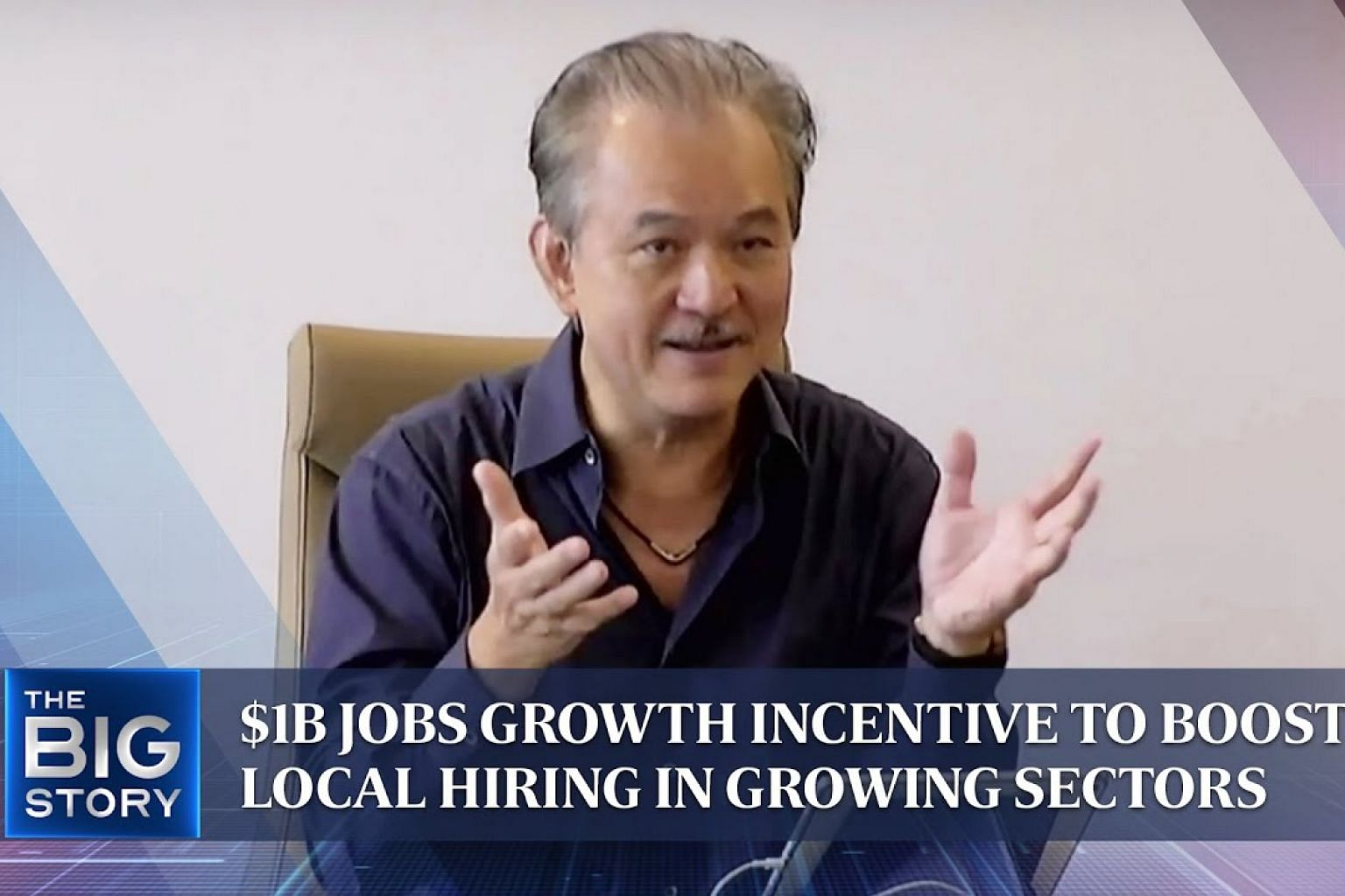 $1B Jobs Growth Incentive to boost local hiring in growing sectors   THE BIG STORY