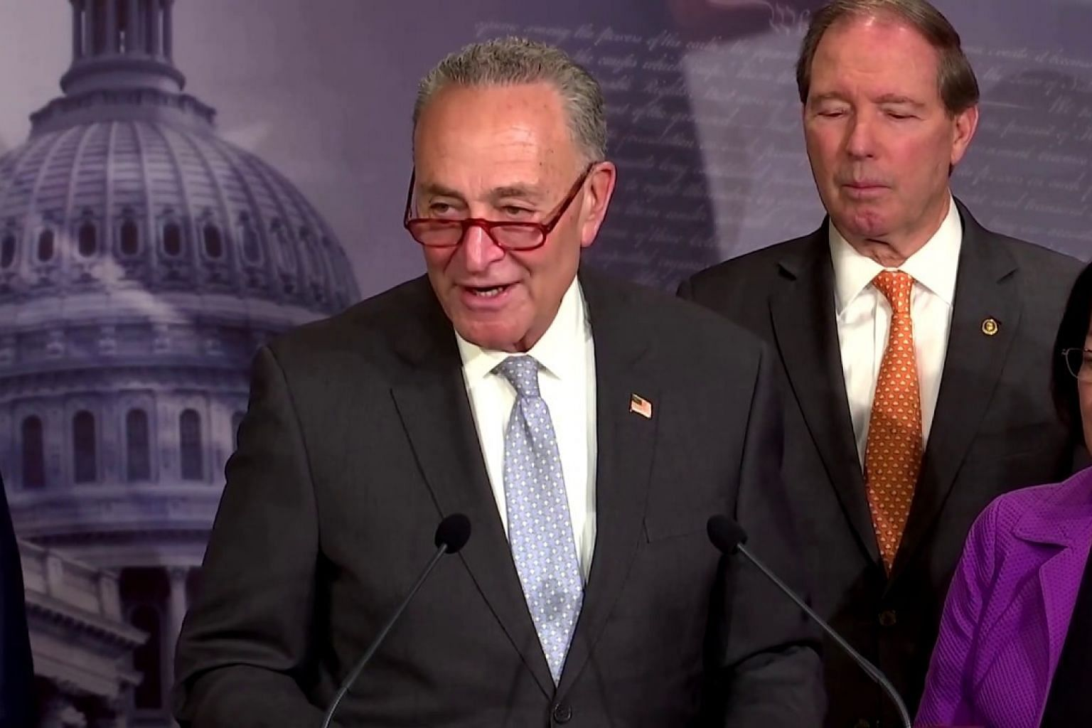 GOP 'nothing new' argument 'rings hollow': Schumer