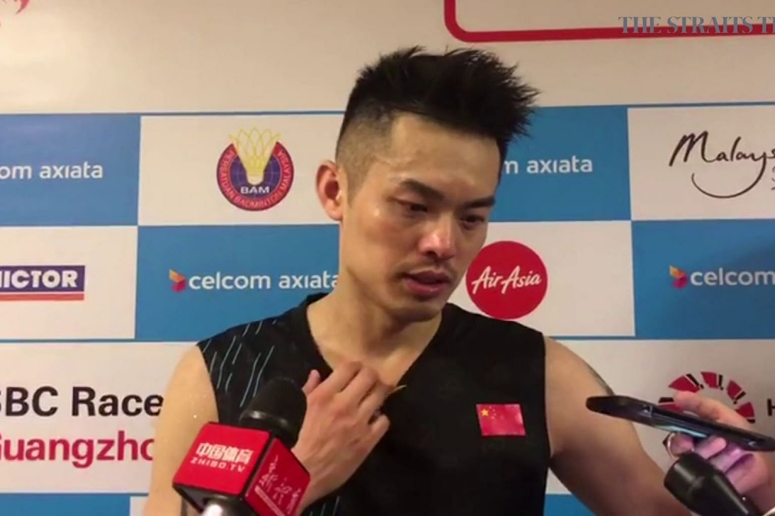 Interview with Lin Dan