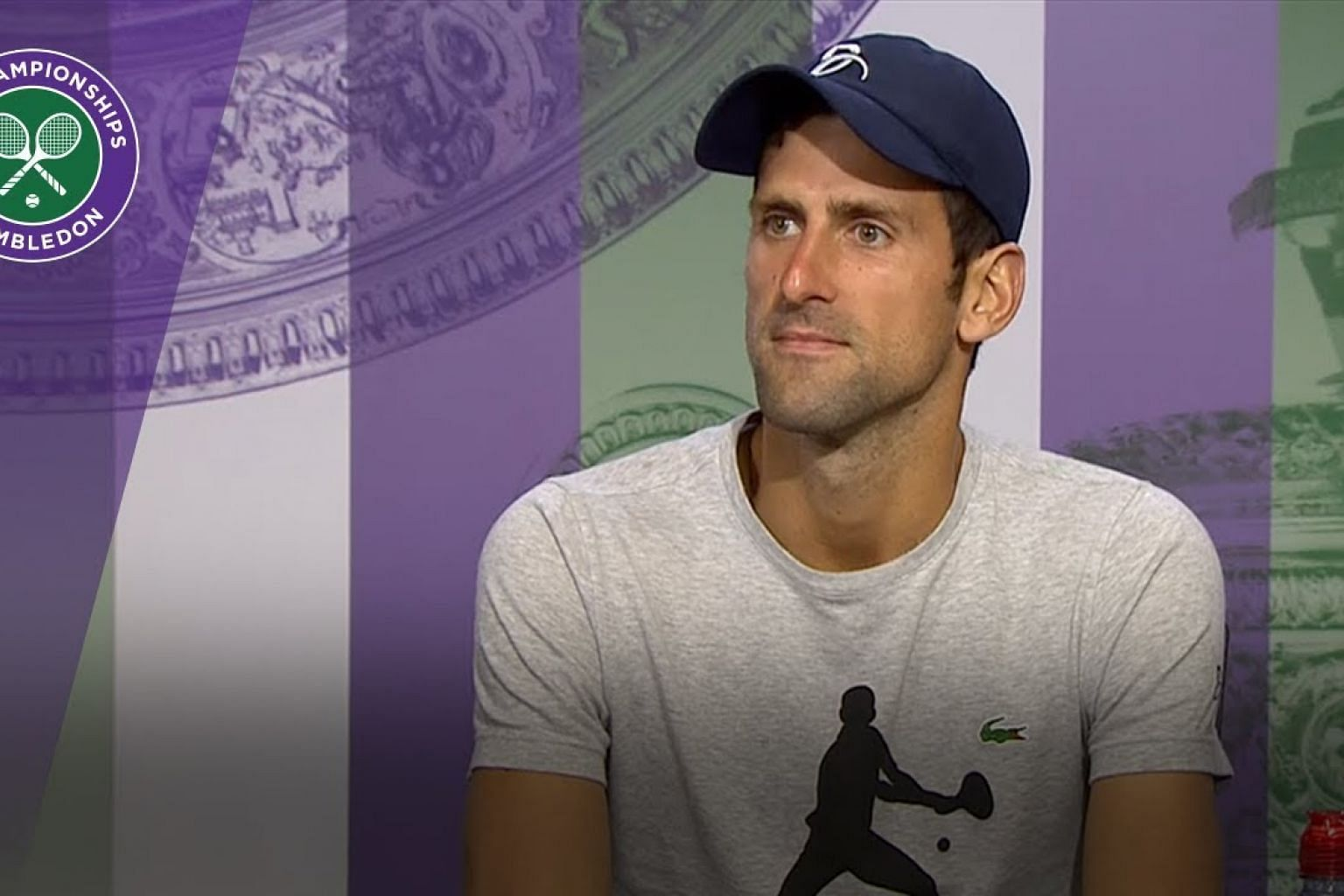 Novak Djokovic 'there have been moments of doubt'