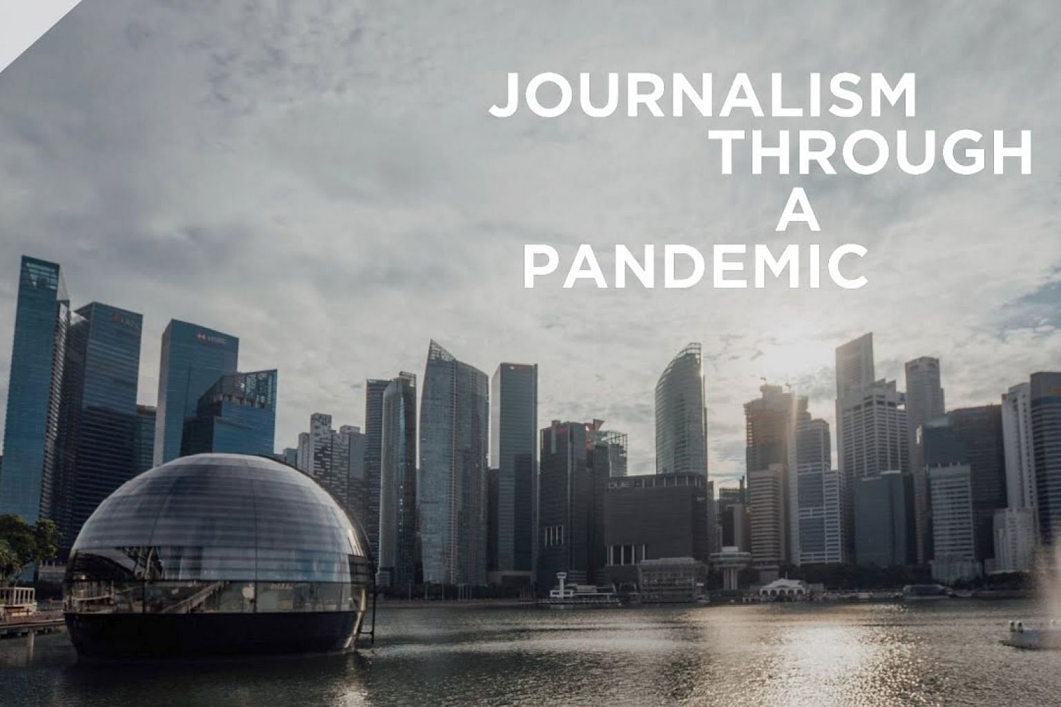 World News Day 2020: Journalism Through a Pandemic | Premiering Sept 28 at 8pm