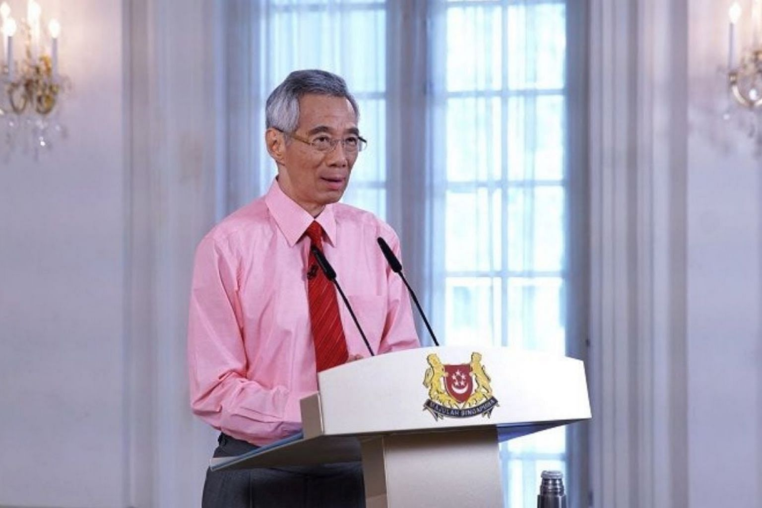 LIVE: PM Lee addresses the nation