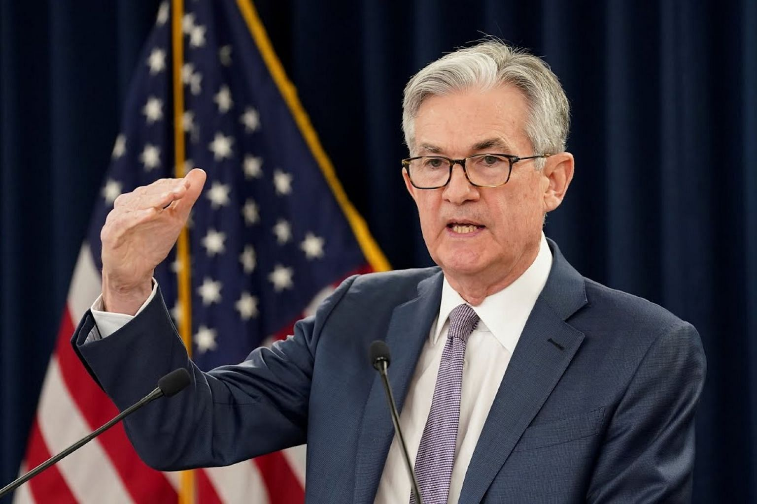 Fed's Powell to unemployed: We're here for you