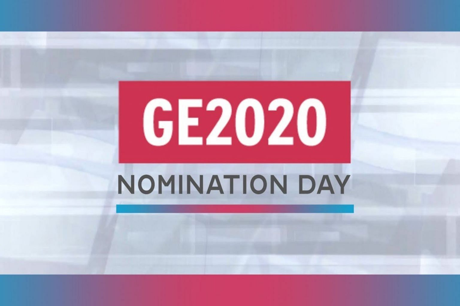 Nomination Day Live: Who's standing where?   GE2020   The Straits Times