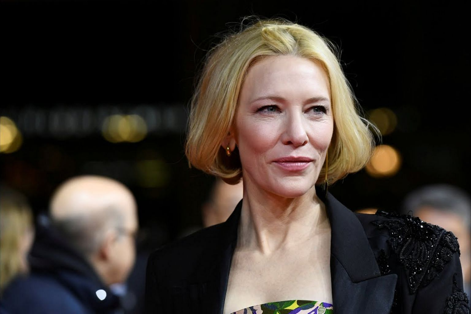 Cate Blanchett reveals 'a bit of a chainsaw accident'