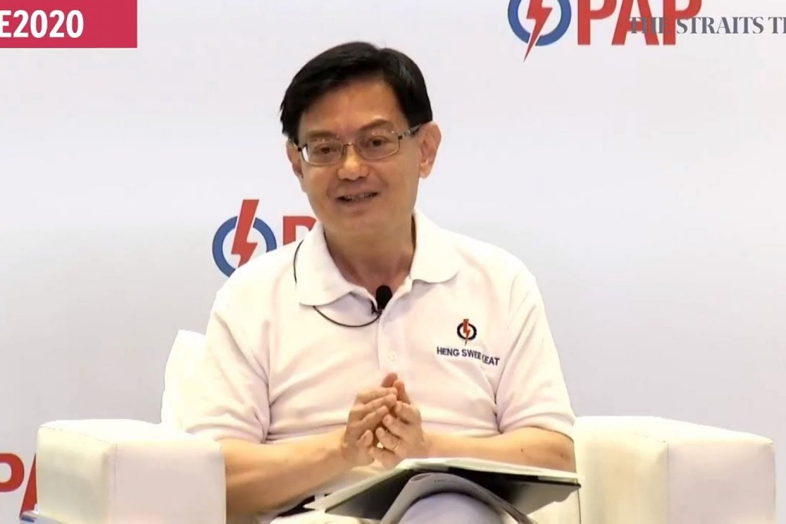 Online Rally: PAP candidates for East Coast GRC   People's Action Party   GE2020 (July 4)
