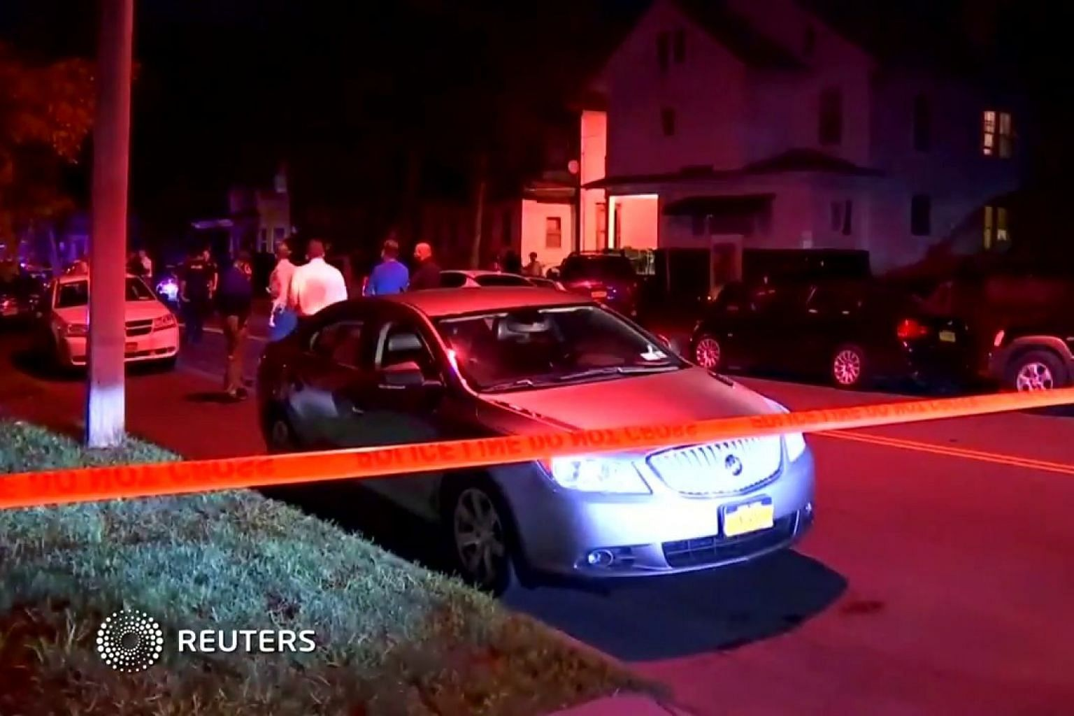 Seven people shot in Syracuse, New York: Reports