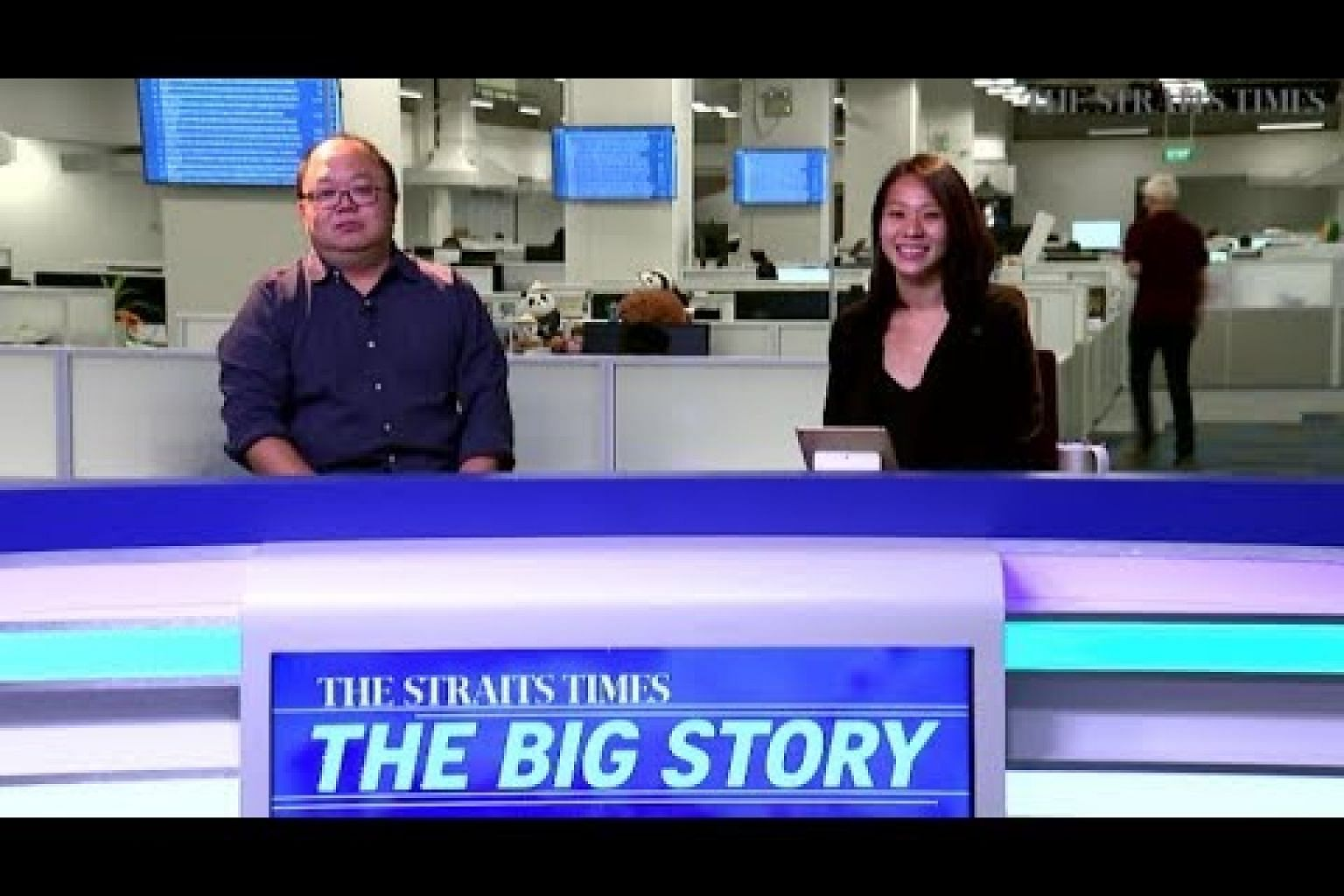 The Big Story: Tech giants and data privacy