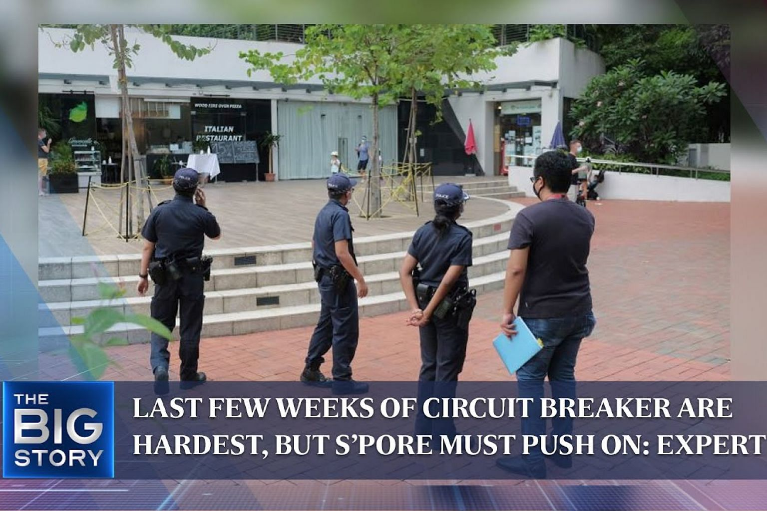 Covid-19 complacent? Final days of circuit breaker will be hardest says expert | THE BIG STORY