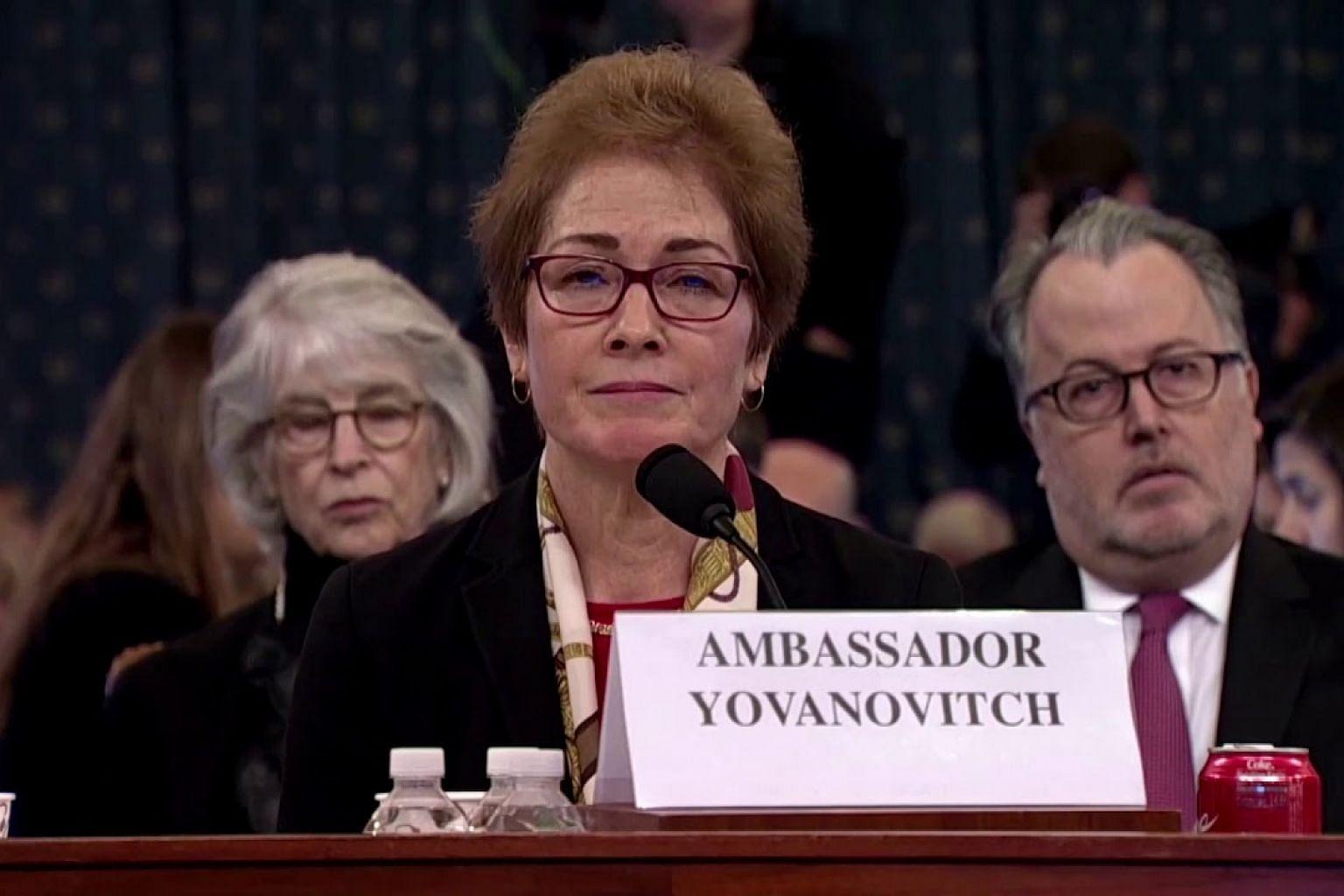 Ukraine probing whether US envoy was surveilled