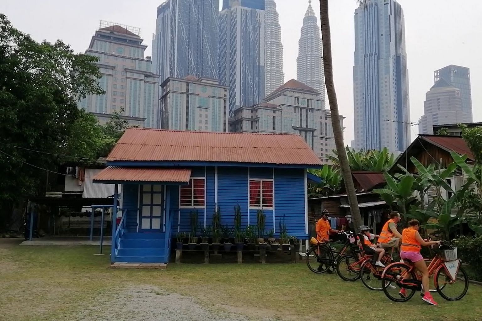 Facelift for KL's iconic 119-year old Kampung Baru?
