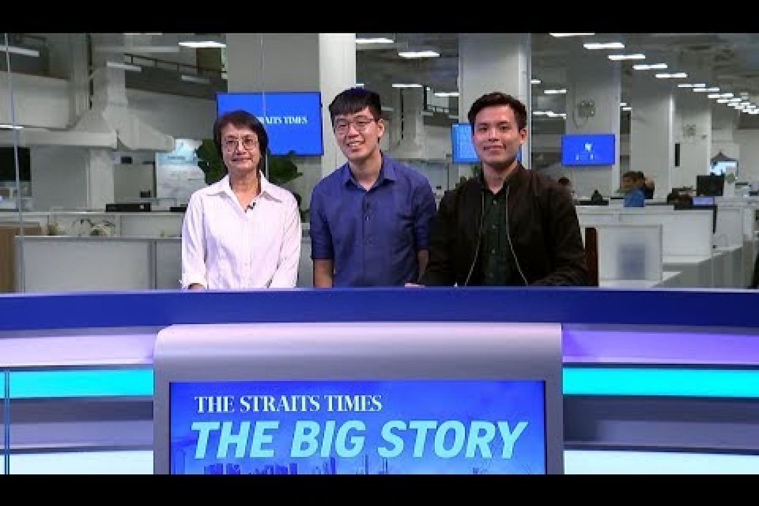 THE BIG STORY: Singapore bans ads for high sugar drinks |  Testing the Huawei Mate 30 pro