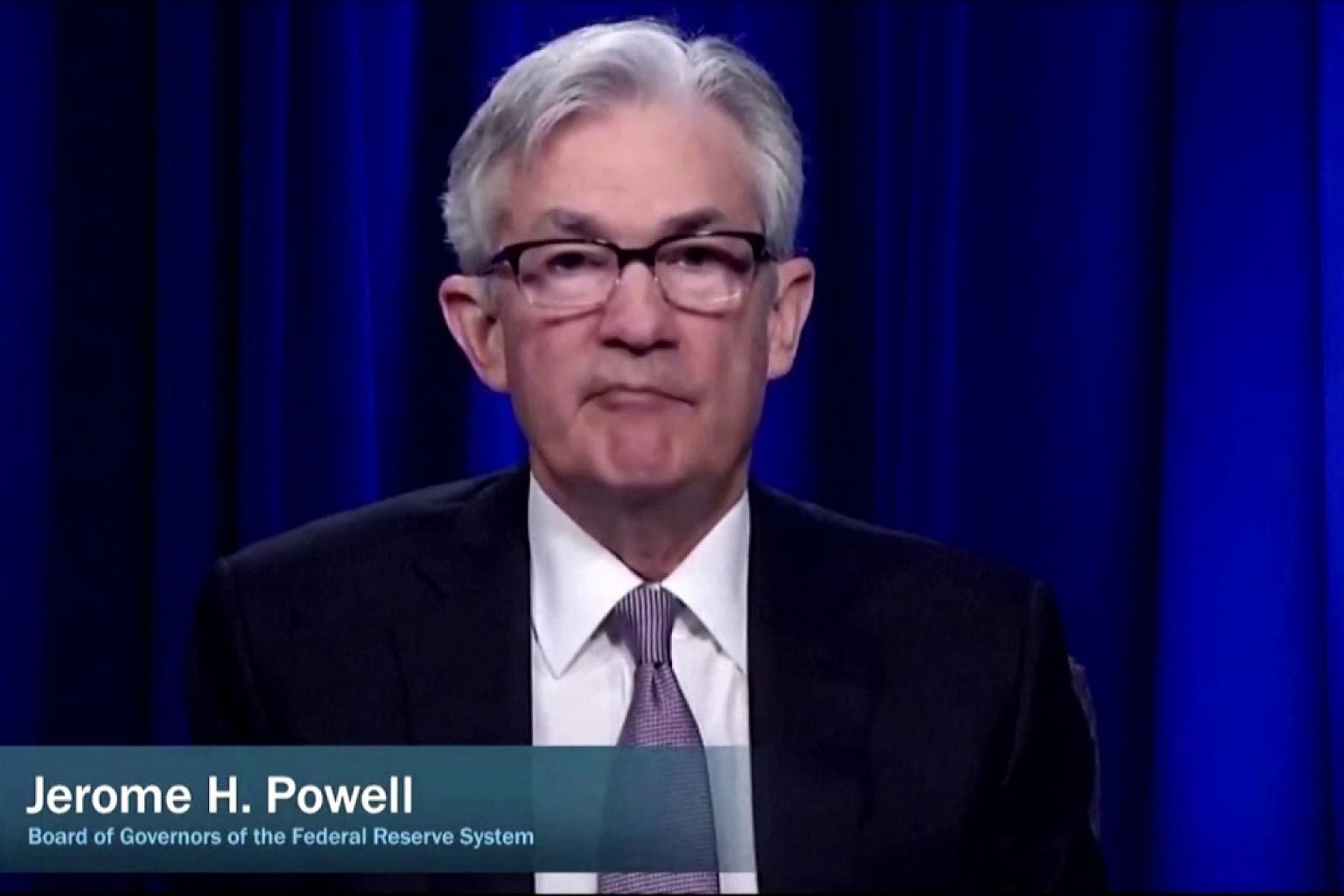 Fed's Jerome Powell warns economic recovery will be slow