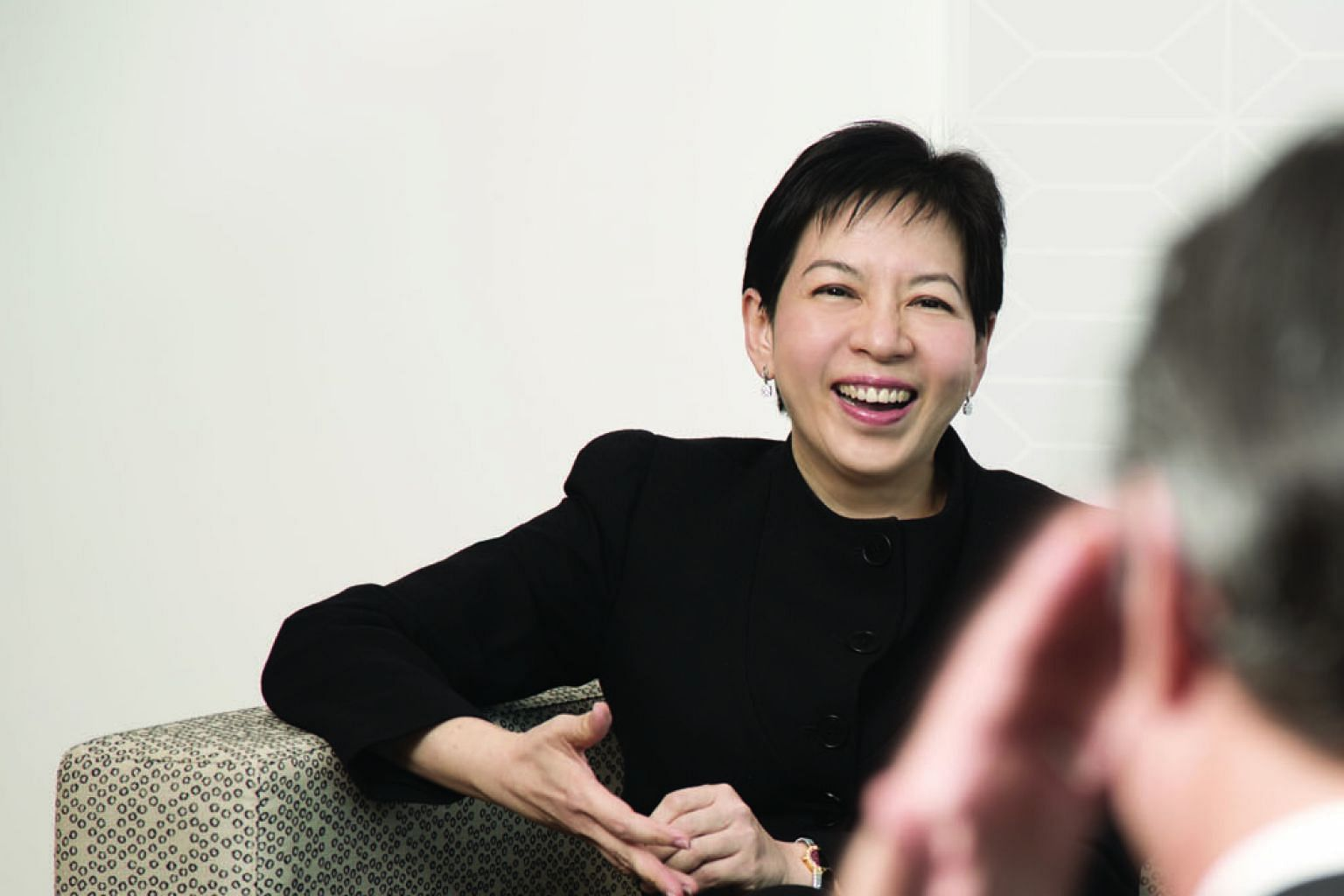 Regional magazine FinanceAsia lauded DBS' head of institutional banking Jeanette Wong for leading the bank's efforts in growing its fee income business and building up its advisory and deal-making capabilities.