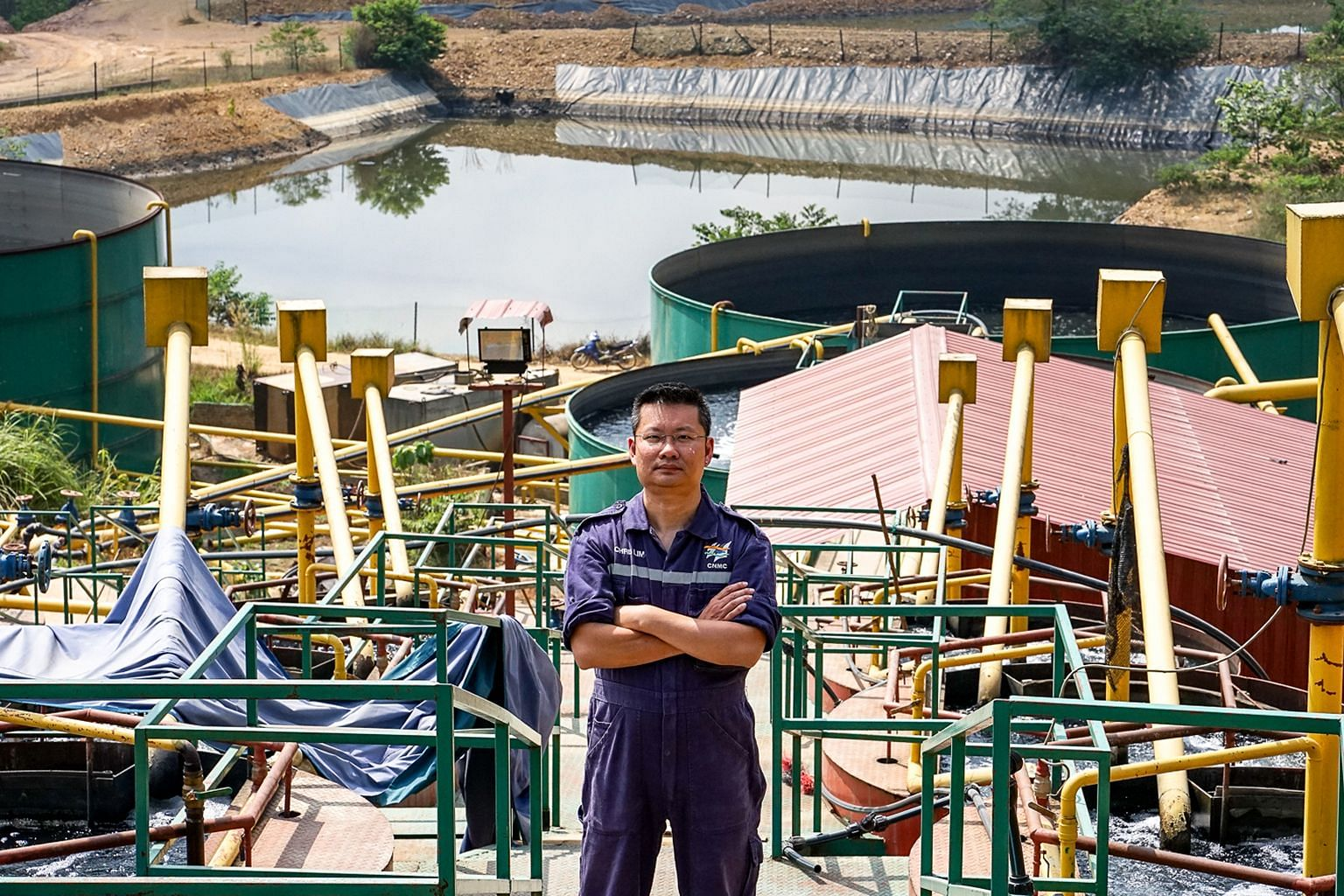 "Mr Lim says that given the unpredictability of commodity prices, CNMC Goldmine is exploring other areas of development. ""We were inspired by the collapse of oil prices 18 months ago to look for a safety net. That really underscored the fact that comm"