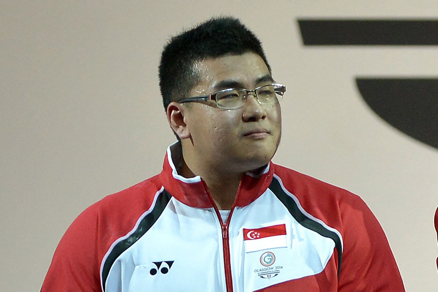 Scott Wong broke his own snatch, clean & jerk and total records and is targeting a podium finish at the next Commonwealth Games.