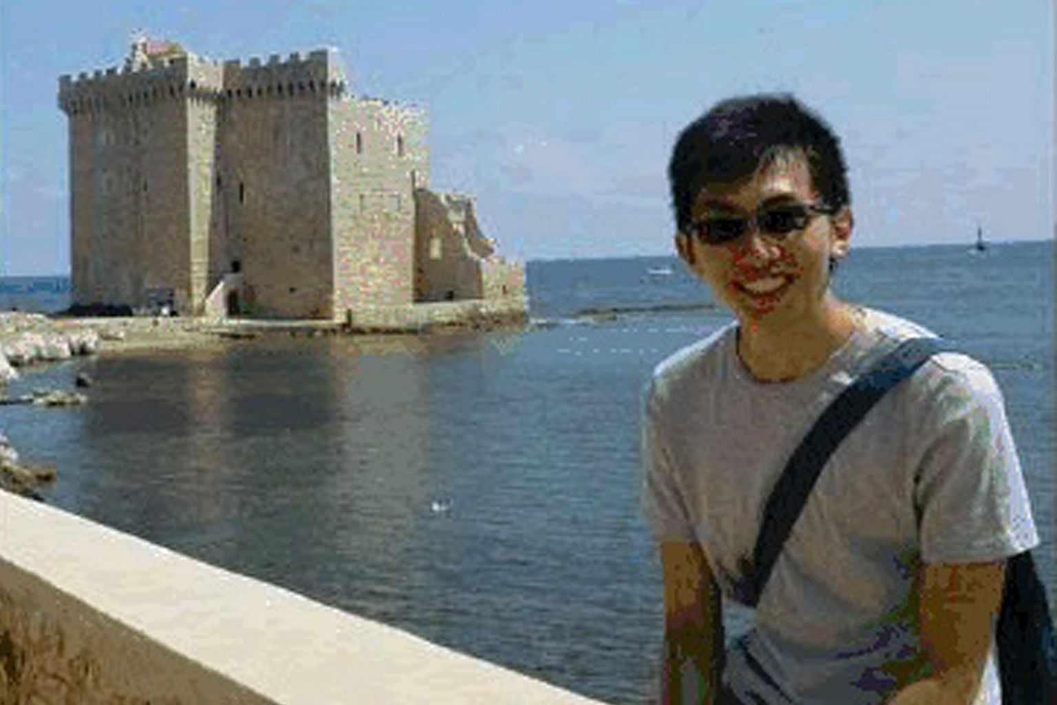"""Mr Chuah, an SUTD student whose back was injured in the Bastille Day attack in Nice, France, says the city has shown him the """"strength, warmth and support of the locals in times of need""""."""