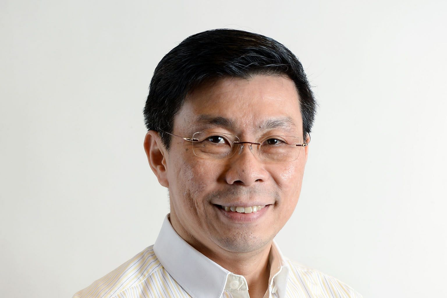 Mr Lee Yi Shyan has been on the Business China board since 2007, when it was set up.