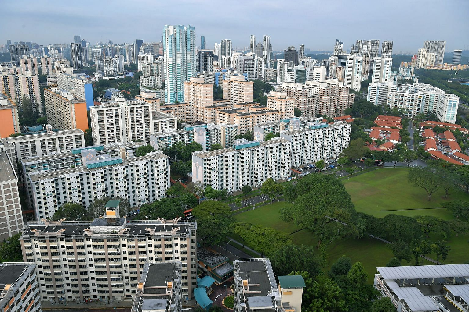 The residential property market has stayed pretty resilient, even with the cooling measures. Last year, prices hardly suffered a dip, with resale volume rising 28 per cent as total sales grew 16 per cent from 2015. Seen in this light, it is unlikely