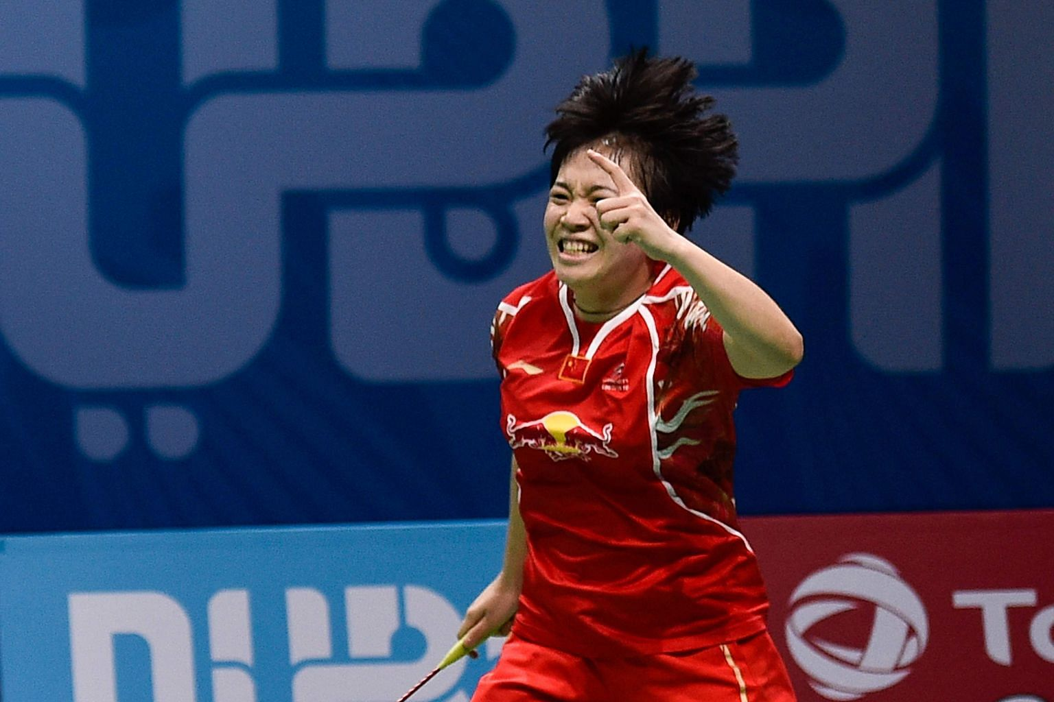 Chen Qingchen was a double champion at the Dubai World Superseries Finals in December, partnering Jia Yifan to win the women's doubles title and teaming up with Zheng Siwei for the mixed doubles crown.