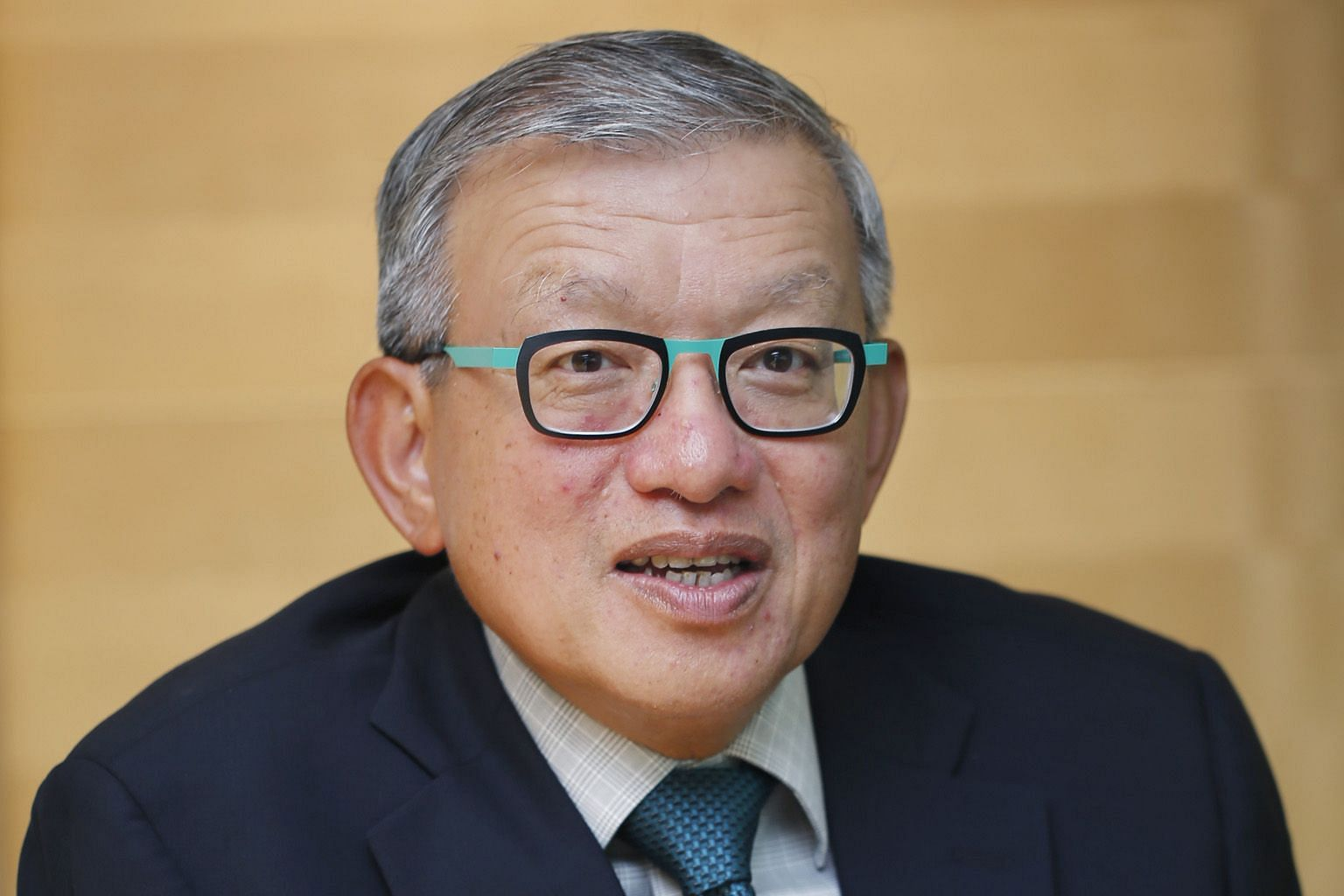 Mr Ho, SBF's chief executive, said survival remains a question for many companies.