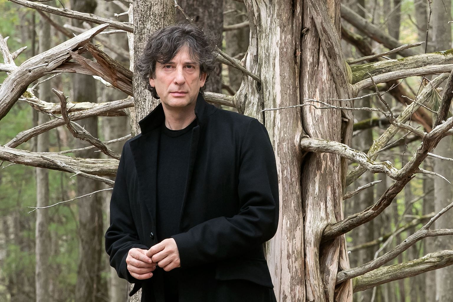 Neil Gaiman has been fascinated with Norse mythology since he was seven and is a fan of Jack Kirby's Marvel comics The Mighty Thor.
