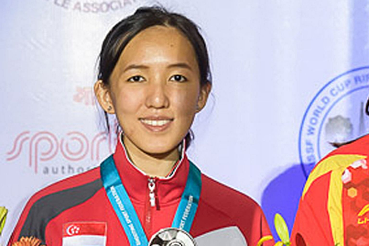 "A ""refreshed"" Jasmine Ser clinched a second-place finish in India. It was her first time competing overseas in her pet 50m rifle event since the Rio Olympics."