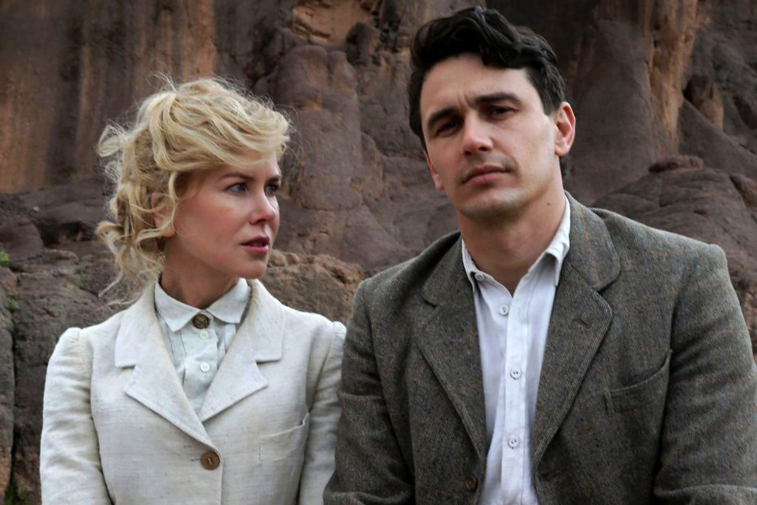 "Queen Of The Desert, starring Nicole Kidman and James Franco, is one of the two movies in the alleged piracy case dismissed on the grounds of ""insufficient evidence""."