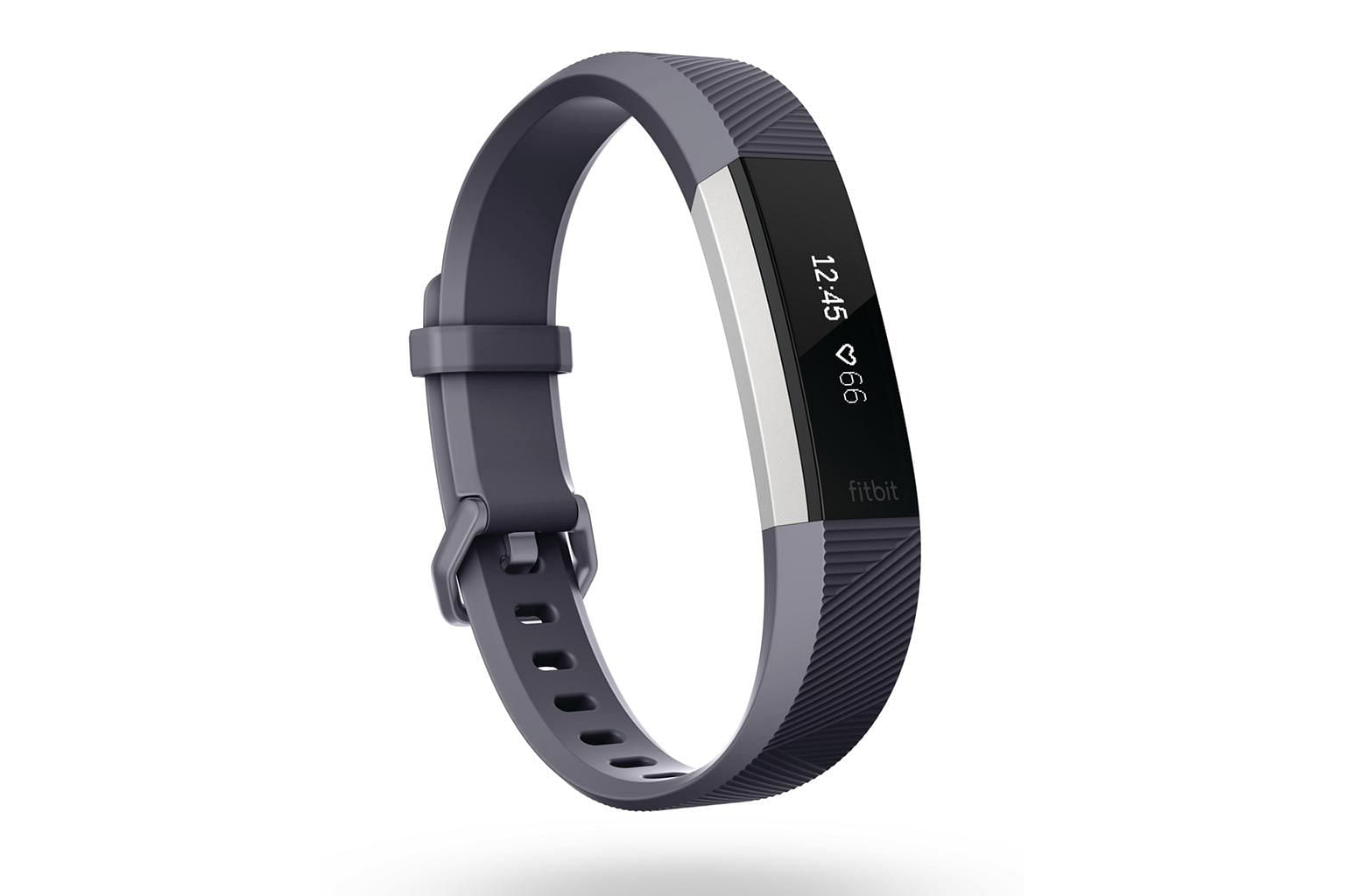 Fitbit claims that the Alta HR, which looks more like a bracelet, is the world's slimmest wrist-based continuous heart-rate tracking device.
