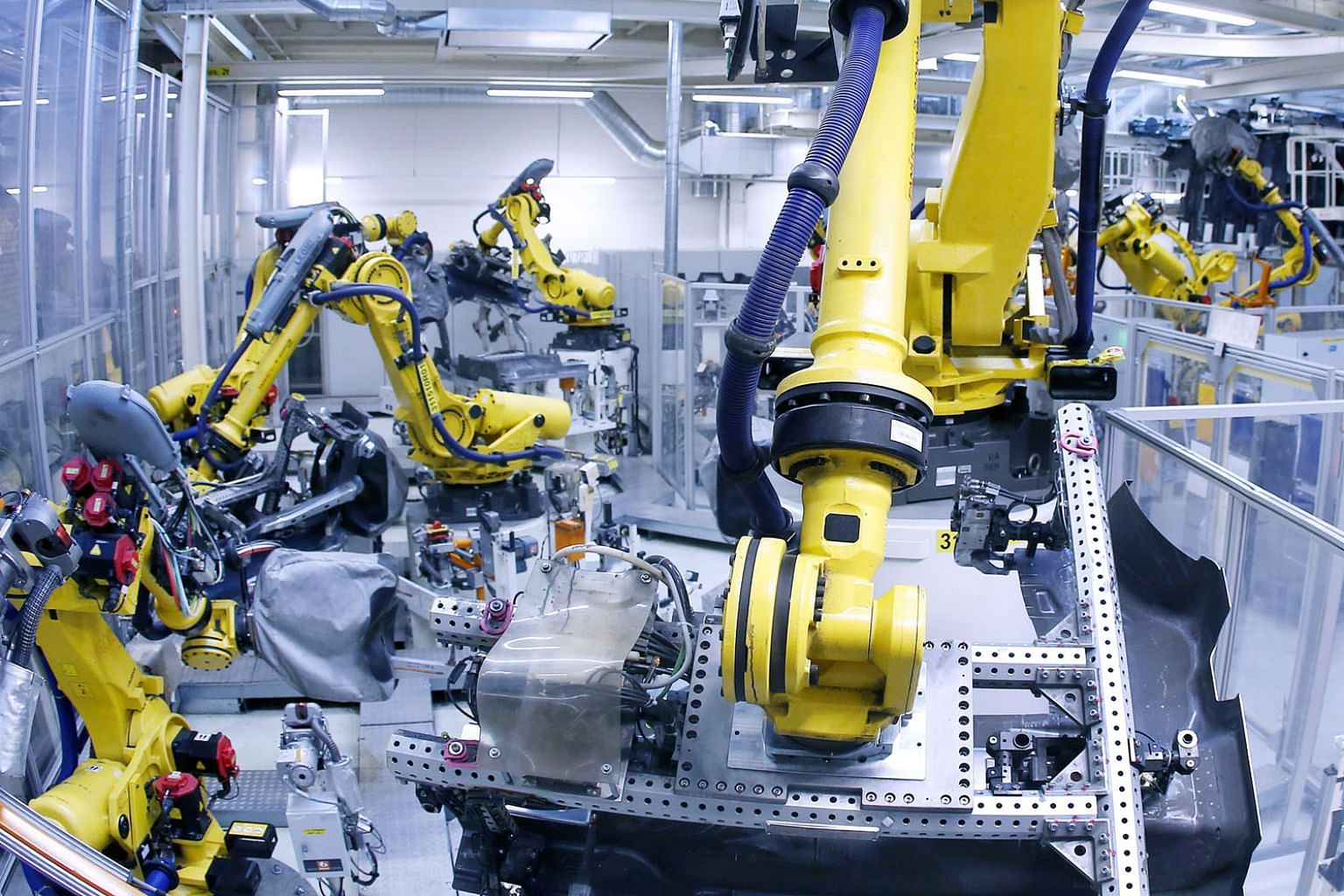 "Asean business leaders need to guard against ""premature deindustrialisation"", where economies just on the verge of large-scale industrialisation - Indonesia and Vietnam, for example - are overtaken by post-industrial robotics which are so inexpensive"