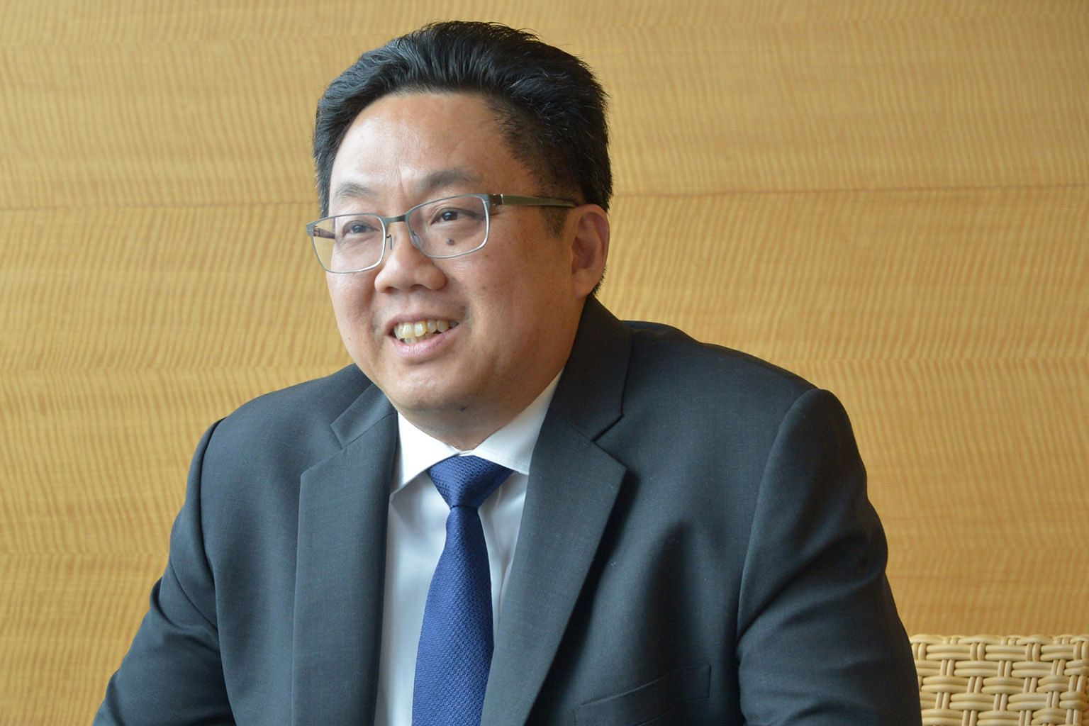 Mr Ng Yat Chung, 55, the former chief executive of Neptune Orient Lines, will be appointed SPH's executive director on July 1 and assume the post of CEO on Sept 1.